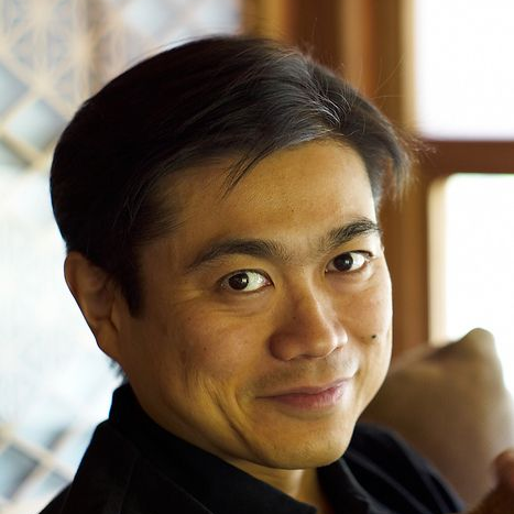 headshot of Joi Ito